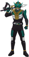 Kamen Rider Zeronos in City Wars