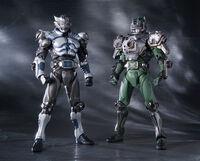 Ryuki Zolda & Tiger SIC Vol27
