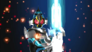 Kamen Rider Fourze Cosmic States in Battride War Genesis