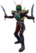 Kamen Rider Chalice Wild in City Wars