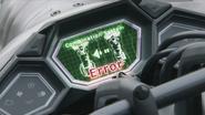 RC Combination System error