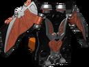 KRGh-Bat Clock