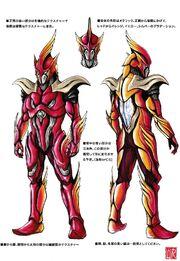 Phoenix concept art