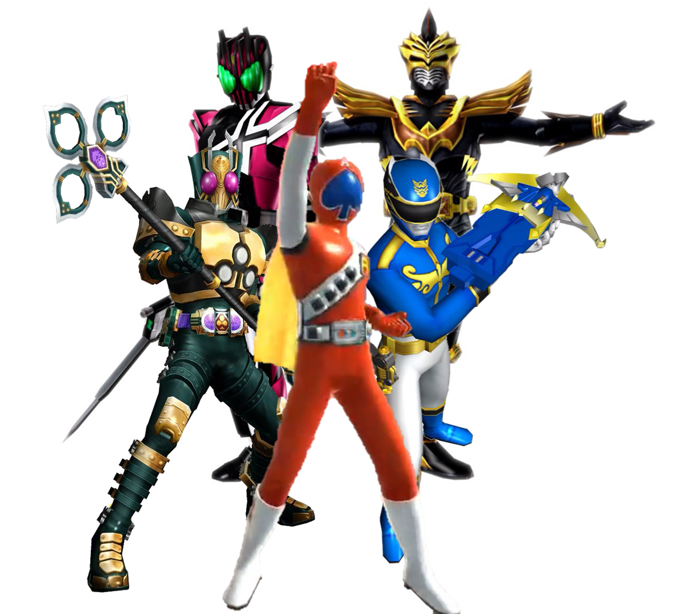 Team Card | Kamen Rider Wiki | FANDOM powered by Wikia