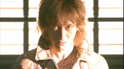 Asakura before his death