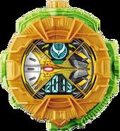 KRZiO-Zangetsu Kachidoki Arms Ridewatch (Inactive)