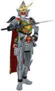 Kamen Rider Gaim Kiwami in City Wars