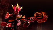 Kamen Rider Zeronos Zero in Battride War Genesis