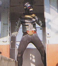 Kikkaijin Mecha-Gorilla
