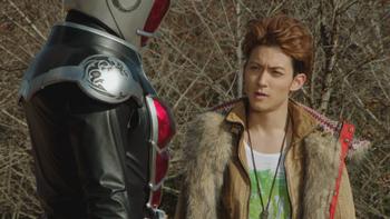 Today's Life, the Life of Tomorrow | Kamen Rider Wiki