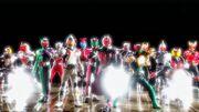 14 Heisei Riders