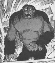 Big Foot (manga)