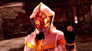 Kamen Rider Wiseman in Battride War Genesis