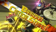 Bakusou Critical Strike (Turbo & Gamer)