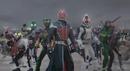 KRBW All Riders Heisei and NeoHeisei