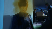 Kuroto infected himself