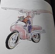 Flying Kabutoro