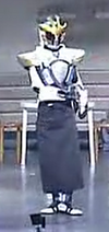 IXA Waiter (Mirror World)