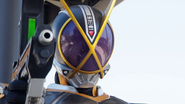 Kamen Rider Kaixa in Next Time