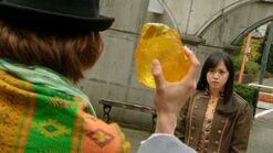 Yellow Magic Stone