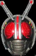 Kamen Rider Black Helmet