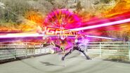 Maximum Mighty Critical Finish (Ex-Aid and Genm) Cross Attack