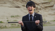 Utsumi's insane laughing