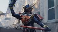 Kamen Rider Gaim in Heisei Generations Forever