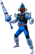 Kamen Rider Fourze Cosmic States in City Wars