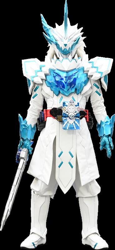 仮面ライダーブレイズ タテガミ氷獣戦記
