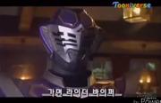 Masked Rider Viper in Korea