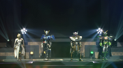 Final Stage Zi-O Riders