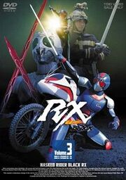 Black RX DVD Vol 3