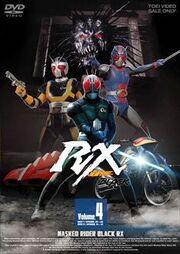 Black RX DVD Vol 4