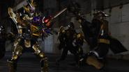 GZ with DenKamen Sword