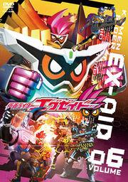Kamen Rider Ex-Aid Vol 6