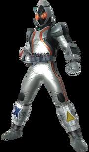 Kamen Rider Fourze in Battride War Genesis