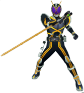 Kamen Rider Kaixa in City Wars