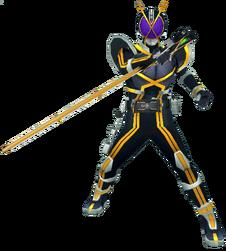 Kamen Rider Kaixa in City Wars