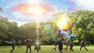 Chou Ginga Explosion Ver2 Step 1
