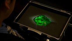 Green Magic Stone