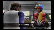 Riderman in Kamen Rider Seigi no Keifu