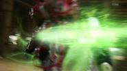 Necrom Destroy Punch (Gammaizer Boost)