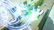 Double Rider Kick (Specter-Necrom)