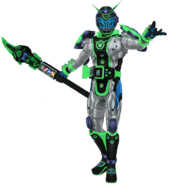 Kamen Rider Woz in City Wars
