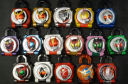 Lockseed Heisei Riders