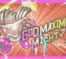 God Maximum Mighty X