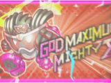God Maximum Mighty X