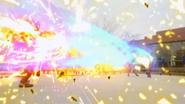 Ryuki Knight Finisher Step 4