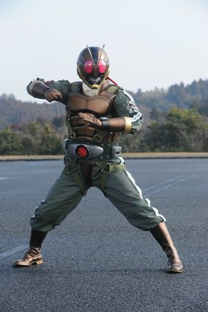 Kamen Rider 4
